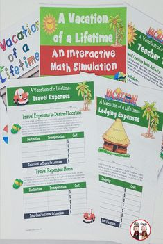 Why End of Year Math Should Be Fun