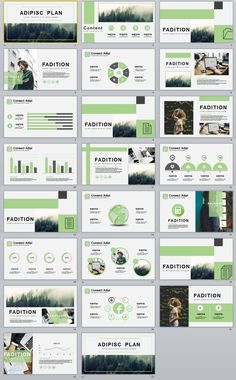 This green business PowerPoint Template is an ideal template for entrepreneurs and business professionals for making presentations related to their corporation or business venture. Powerpoint Design Templates, Ppt Design, Slide Design, Flyer Template, Booklet Design, Design Posters, Graphic Design, Design Art, Template Power Point