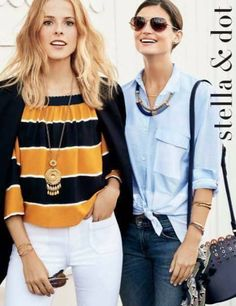 Stella and Dot Spring 2017