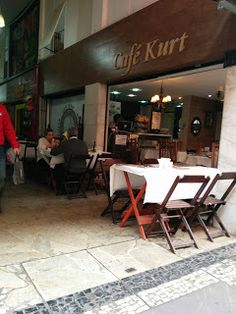 Sem Reservas: Café Kurt - Conexão Juiz de Fora