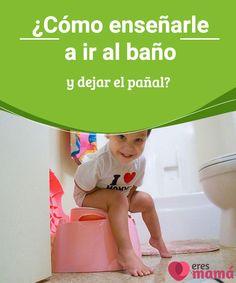 ¿Cómo enseñarle a ir al baño y dejar el pañal?   Enseñar a tu hijo a ir al baño y dejar el pañal esuna tarea esperada pero temida. Entérate aquí cuándo y cómo hacerlo sinfracasar en el intento.