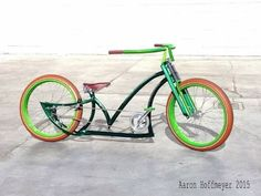 Kustom Bicycle!
