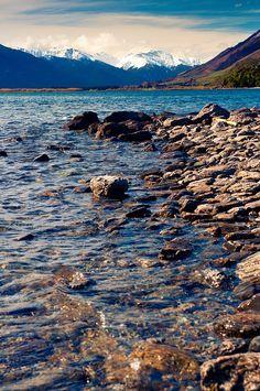 Lake Wanaka, Otago Region, South Island, New Zealand