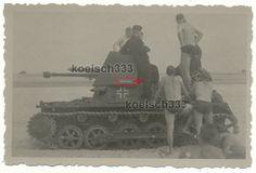 """Foto Panzerjäger I Kennung """" Schöllschitz """" Jagdpanzer Sd.Kfz. 101 Panzer Tanks in Sammeln & Seltenes, Militaria, 1918-1945   eBay"""