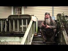 ▶ Duck Commander Phil Robertson - Deciding To Follow Jesus - YouTube