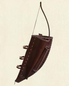 Archery set – leather