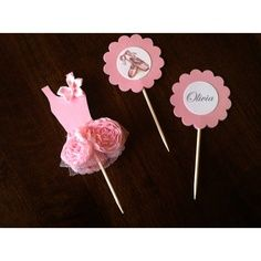 ballet themed baby shower - Google Search