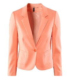 H & M Blazer - $19.95. It's quite possible I need this in my life, NOW.