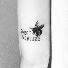 Cute Tiny Tattoos, Small Quote Tattoos, Dream Tattoos, Pretty Tattoos, Mini Tattoos, Future Tattoos, Flower Tattoos, Cool Tattoos, Tattoo Quotes