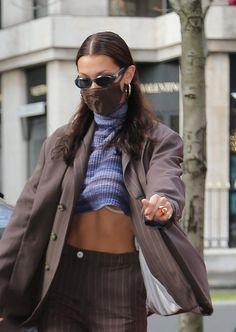 Aesthetic Fashion, Look Fashion, Aesthetic Clothes, Aesthetic Body, Mode Outfits, Fashion Outfits, Womens Fashion, Mrs Bella, Bella Hadid Outfits