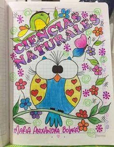 use coloring book sheets for page dividers
