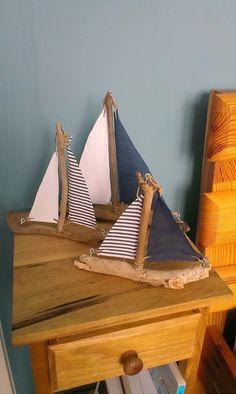 łódki dekoracje