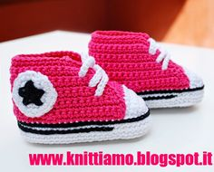 calze neonato converse