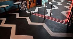 Safe, slick, stylish solutions for nightclub & bar floors. The ideal application for main dance floor zones, VIP areas, behind bar counters & more. Nightclub Bar, Industrial Flooring, Commercial Flooring, Floor Finishes, Night Club, Brewery, Floors, Resin, The Past
