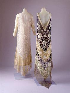 Evening EnsembleCallot Soeurs, 1920sThe Metropolitan Museum of...
