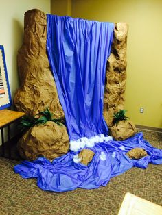 VBS DECOR Witness Waterfall - Camp Courageous