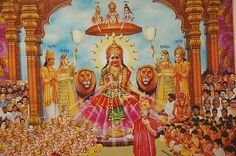 aLL hINDU gODS | Names of Main Hindu Gods and Goddesses | The Many Names Of God And ...