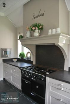 1000 images about country kitchens on pinterest david smith primitive kitchen and windsor chairs - Woonkeuken american ...