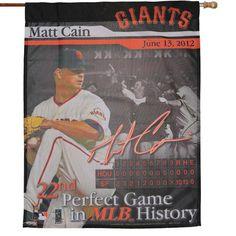 San Francisco Giants WinCraft 27x37 Vertical Banner - $24.99