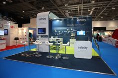 Infinity Exhibition Stand