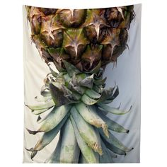 Deb Haugen Pineapple 2 Tapestry | DENY Designs Home Accessories