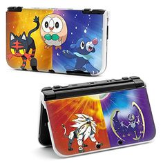 awesome       £7.87  THIS PRODUCT IS ONLY FOR the NEW NINTENDO 3DS XL CONSOLES. THE COVER CLIPS EASILY ON TO THE NEW NINTENDO 3DS XL AND PROVIDES AD...  Check more at http://fisheyepix.co.uk/shop/pokemon-sun-and-moon-hard-case-cover-only-for-the-new-nintendo-3ds-xl-console-in-retail-packaging-1st-class-uk-post/