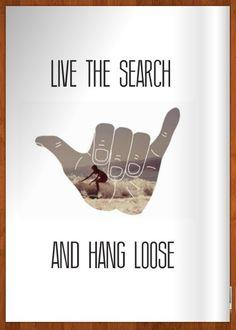 THE SEARCH surf magazine by Eric Apelskog, via Behance