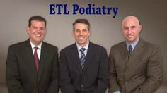 http://www.etlpodiatry.com   Podiatry in Melville, Long Island, Flushing, Briarwood, Queens    Meet Podiatrists Dr. Geoffrey Epstein, Dr. Matthew Tavroff and Dr. Stuart Leon, of ETL Podiatry as they discuss Foot Care and Foot Health.       Melville     631-549-8637  Briarwood 718-657-8921  Flushing     718-886-3450