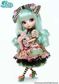 Alice du Jardin - Mint Version