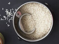 Rice Tea to sooth stomach and stop diarrhea - Boil 1/2 cup rice in six cups water for 15 minutes. Strain rice keeping liquid and flavor with dash of honey or sugar and drink warm.