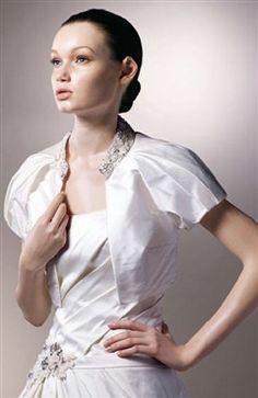Short Sleeve Taffeta #Bolero & #Shawls  Style Code: 06765 $49