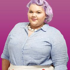 America's Next Plus Size Designer? Ashley Nell Tipton of Project Runway