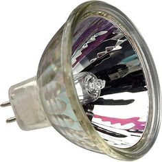 Eiko 02450 - ELH Projector Light Bulb by Eiko. $10.95. 300 watt 120 volt MR16 Bi-Pin (GY5.3) Base 3,350K ELH Projector / Stage / Studio Incandescent Eiko Light Bulb