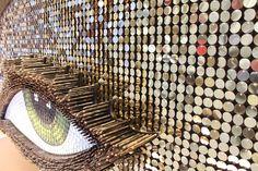 Charlotte Tilbury's Make-up House of Rock 'N' Kohl at Selfridges by StudioXAG, London » Retail Design Blog