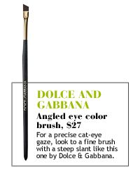 D Angled Eye Brush 9 Must-buy Makeup Brushes | The Zoe Report