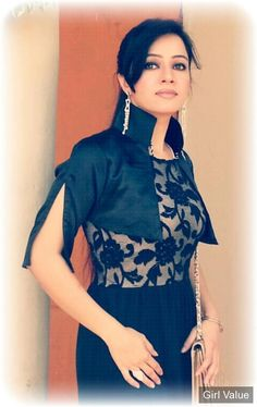 "{""token"":""5657""} - Rabi peerzada is stylish dress"