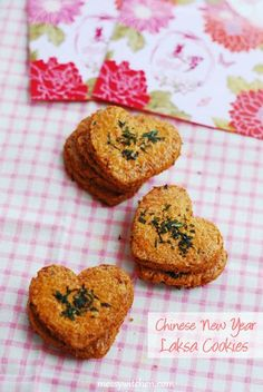 Laksa Cookies