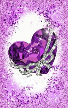 Anchor Wallpaper, All Things Purple, Heart Jewelry, Wallpaper Backgrounds