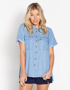 Safari Pocket Shirt