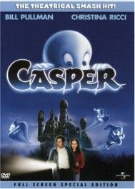casper. a not so scary movie for older kids during childcare.