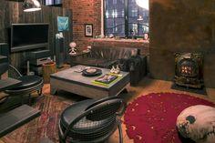 Anna Pliss/Loft Design/Apartment/Moscow
