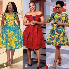 10 Images: Fascinating Ankara Gowns For Ladies – Latest African Fashion - Best African Fashion Ankara And Aso Ebi Styles in 2020 Ghana Dresses, African Wear Dresses, African Fashion Ankara, Latest African Fashion Dresses, African Print Fashion, African Attire, Africa Fashion, Ghana Fashion Dresses, African Outfits