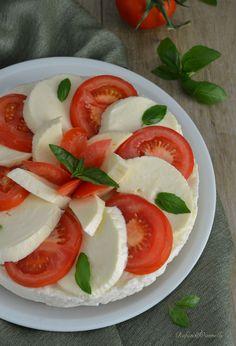 cheesecake salata caprese