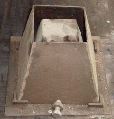 lote de moldes para fabricar macetas de cemento