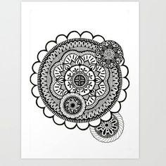 mandala wall art - Google Search