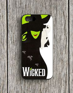 A New Musical Wicked iPhone 5 | 5S Case