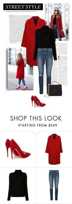 """""""Без названия #7388"""" by bliznec ❤ liked on Polyvore featuring Christian Louboutin, Stop Staring!, Brunello Cucinelli, A.L.C., Paige Denim and Givenchy"""