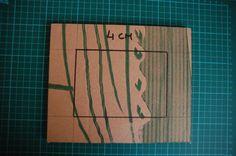 Tutorial 6 Tutorial, Frame, Hobby, Amelie, Mamma, Carton Box, Moldings, Ideas, Frames