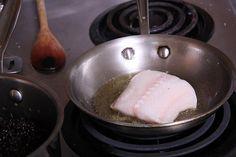 Healthy Pan Seared Cod Recipe