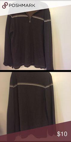 Men's Banana Republic Pull Over Great condition 100% cotton Banana Republic Sweaters Zip Up